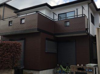 朝霞市S様邸屋根カバー・外壁塗り替え工事