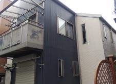 朝霞市U様邸 屋根外壁塗り替え工事