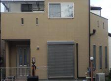 朝霞市Y様邸 屋根カバー工事・外壁塗り替え工事