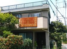 朝霞市N様邸 屋根外壁塗り替え工事