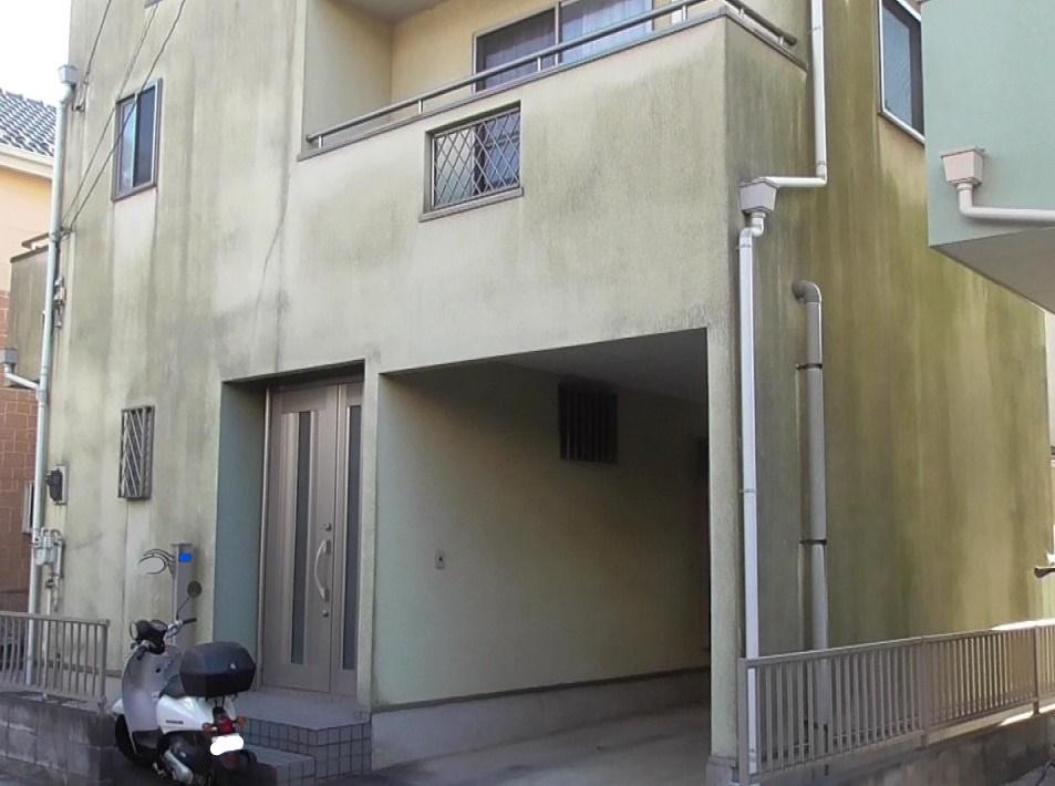 朝霞市S様邸 屋根:スレート 外壁:モルタル